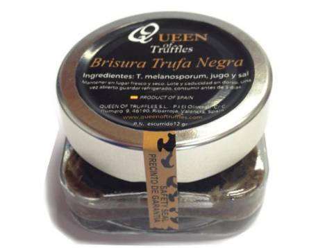 buy brisure black truffle natural. truffle juice inside. melanosporum. price. gourmet cooking