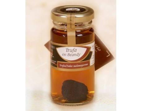 comprar trufa negra natural. trufa en brandy, coñac. melanosporum. precio. cocina