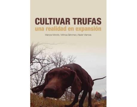 Livro sobre o cultivo de trufas. consulta e aconselhamento
