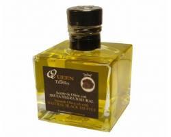 comprar aceite de oliva virgen extra y Trufa negra. tuber melanosporum. precio. aceite trufado. delicatessen