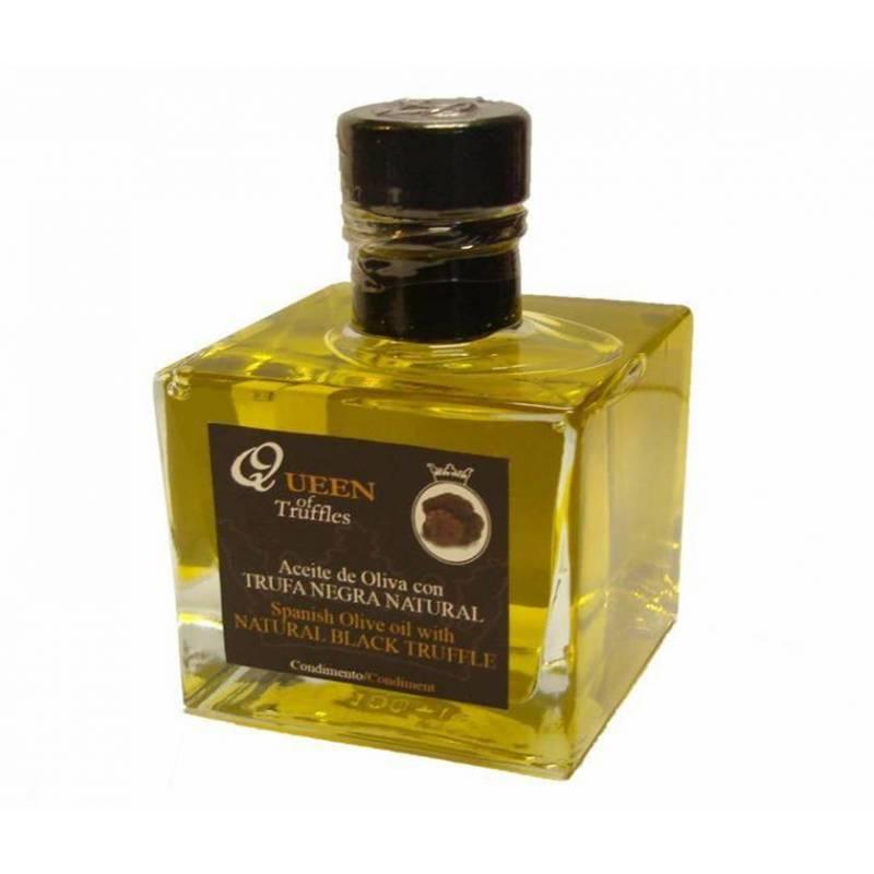 acheter de l'huile extra vierge d'olive et de la truffe